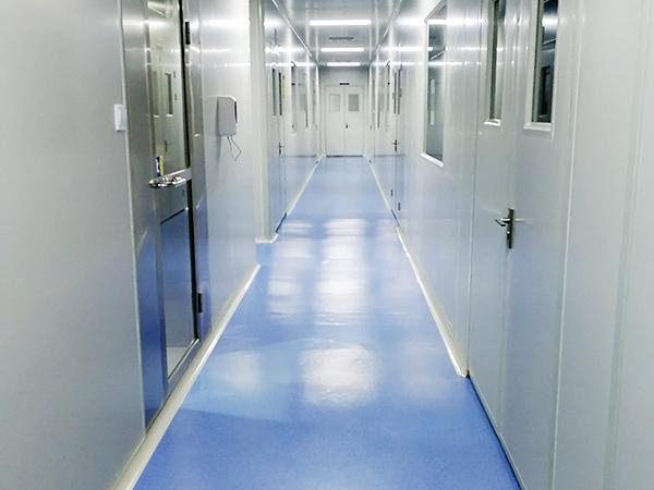 爱视立-工厂走廊